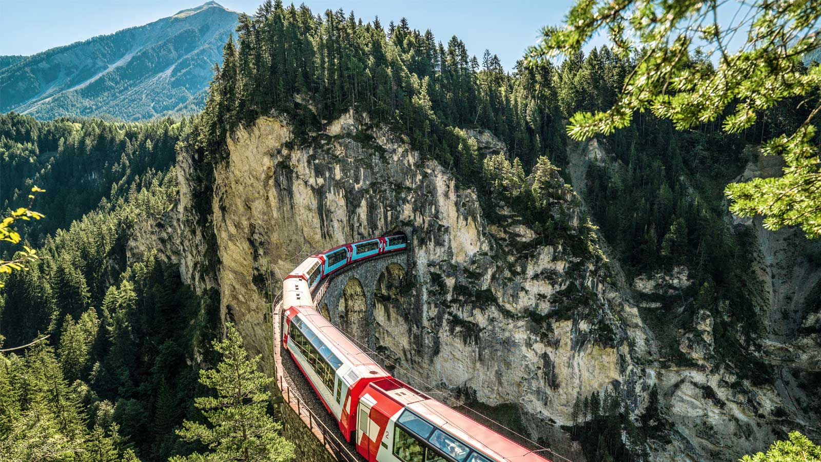 The Most Epic Rail Trips Around the World