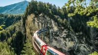 Grand Train Tour of Switzerland.