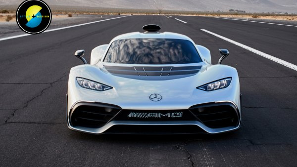 Mercedes AMG Project One - Men's Journal September Cover