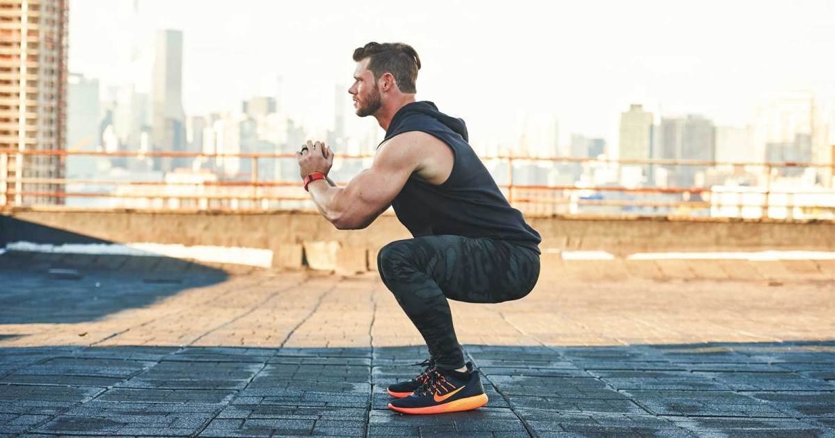 the best 20 minute bodyweight workout for weight loss