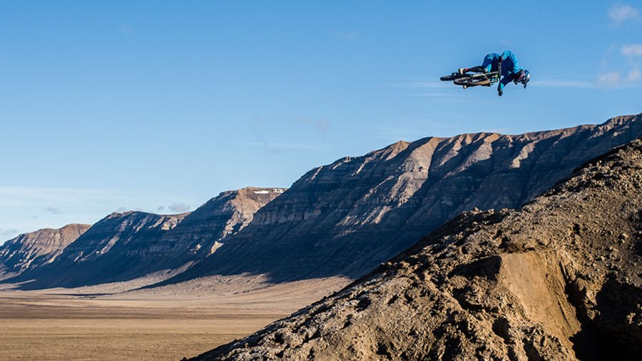Darren Berrecloth in North of Nightfall, Red Bull, Credit: Blake Jorgenson/Red Bull Content Pool
