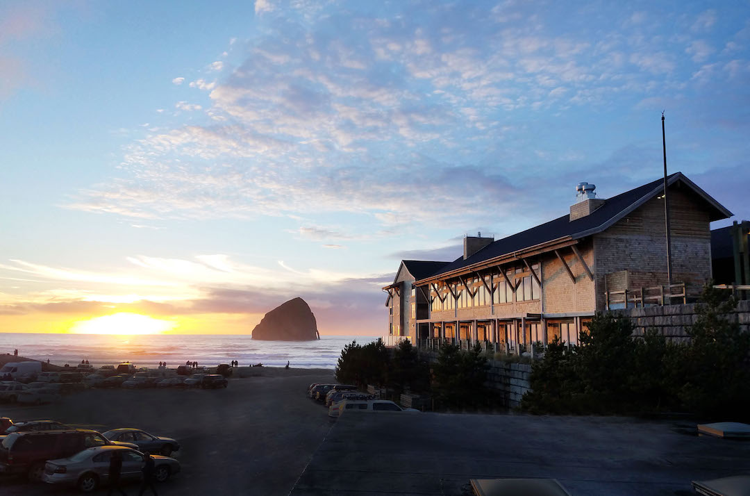 Beach Town Of Pacific City