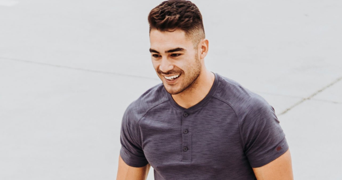 This Brand Has the Coolest New Apparel for Active Guys