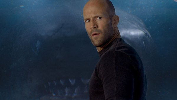 The Meg film with Jason Statham, Warner Bros. Pictures
