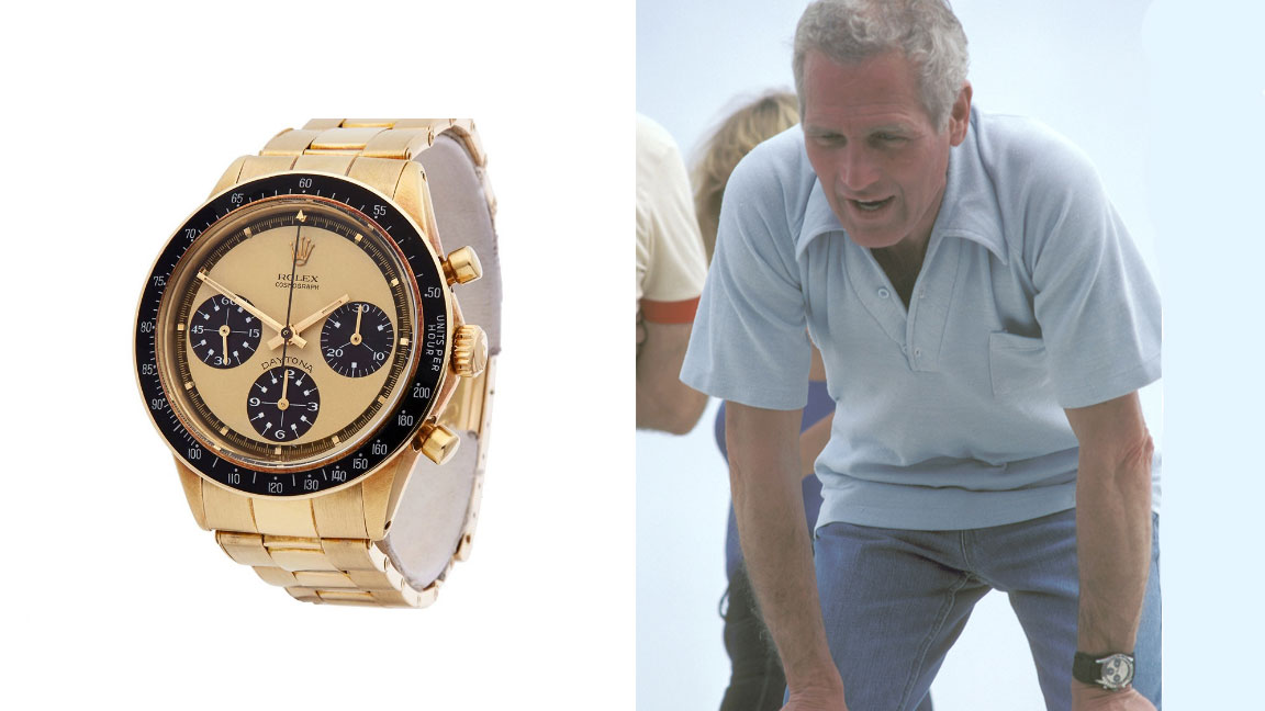 Very Rare Paul Newman Rolex Daytona Watch Up For Sale