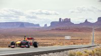 Red Bull Racing team road trip