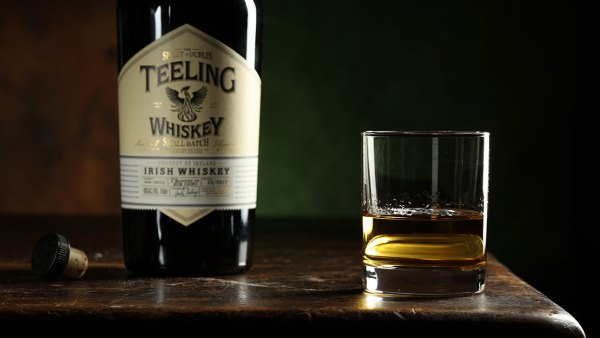 Teeling Small Batch Irish Whiskey is one of three premium releases from the Dublin, Ireland, distillery.