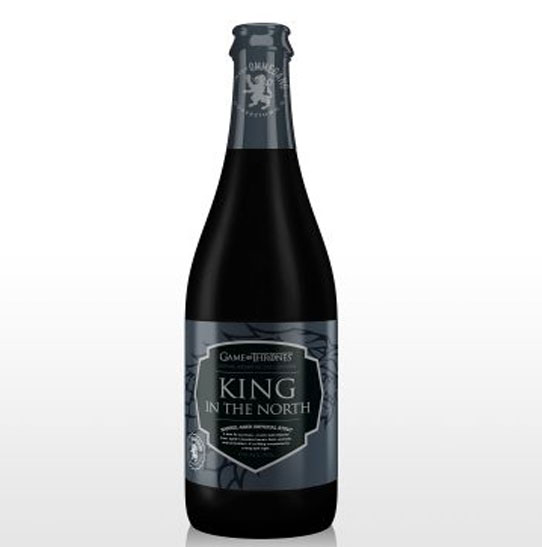 King in the North Beer, Game of Thrones