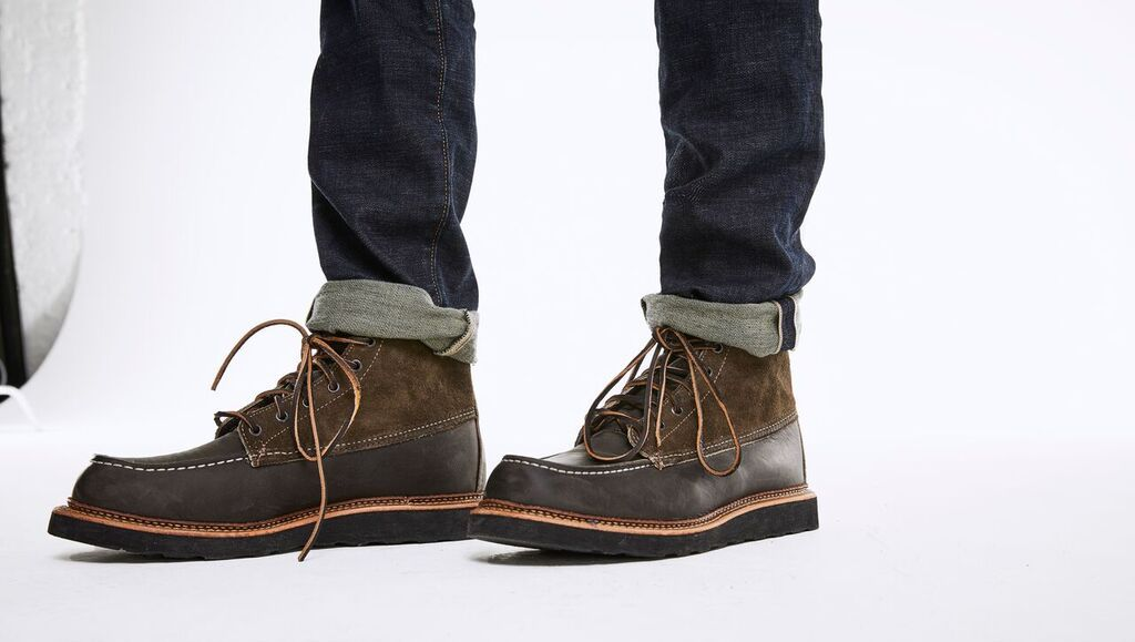 Todd Snyder Exclusive Red Wing Boots