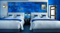 Angad Arts Hotel blue room