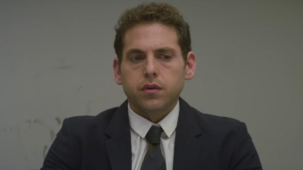 79160b706 Jonah Hill Goes Beyond Reality in the Intense New 'Maniac' Trailer