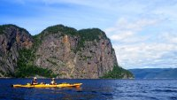 5 Greatest Sea Kayaking Camping Trips in North America