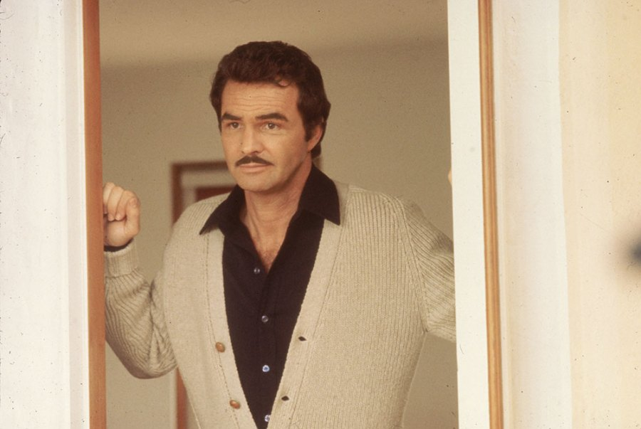 American actor Burt Reynolds. (Photo by Hulton Archive/Getty Images)