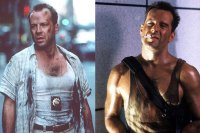 Bruce Willis in Die Hard and Die Hard With a Vengeance