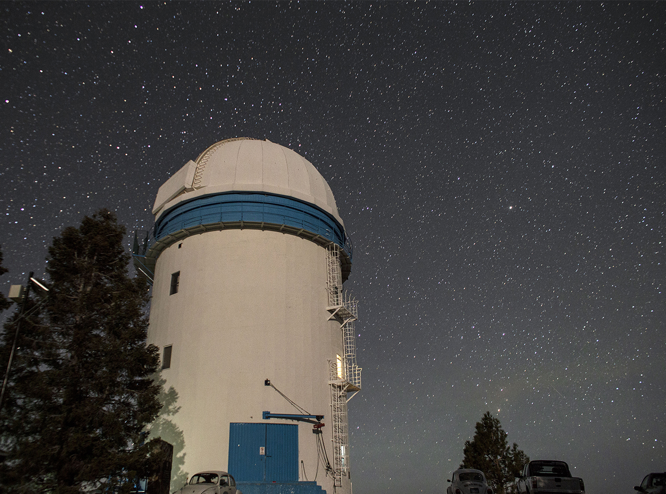 Mexico's National Astronomical Observatory