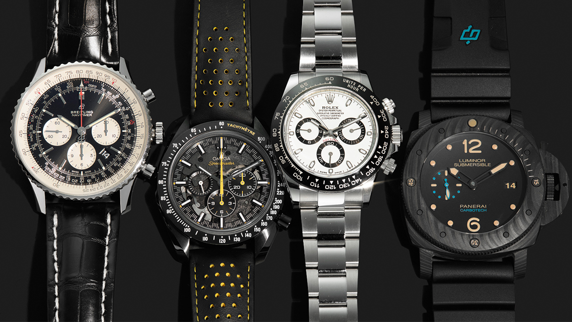 The Most Ruggedly Handsome Watches to Invest in This Fall