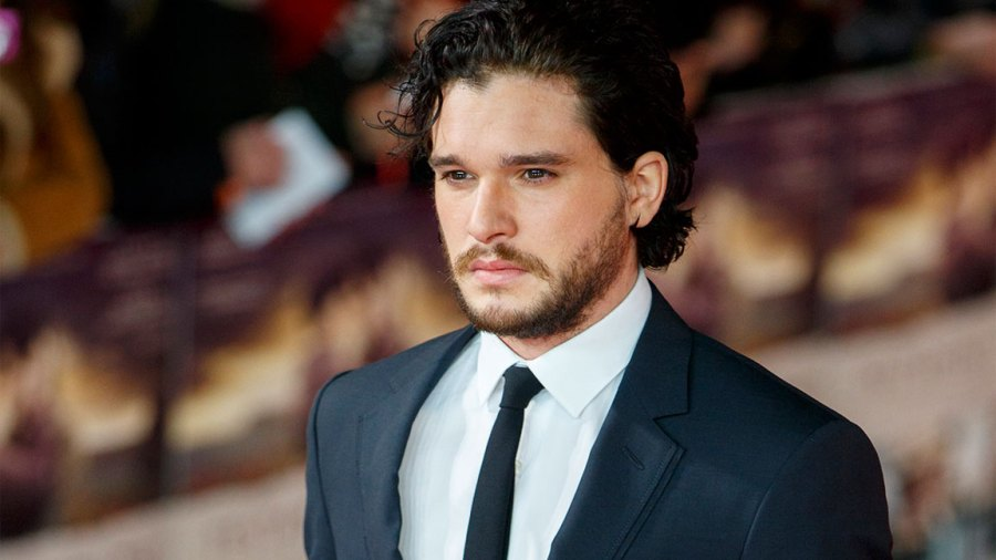 Kit Harington attends the UK premiere of 'Testament of Youth' film in Leicester Square, London, England on January 05, 2015. (Photo by Tolga Akmen/Anadolu Agency/Getty Images)