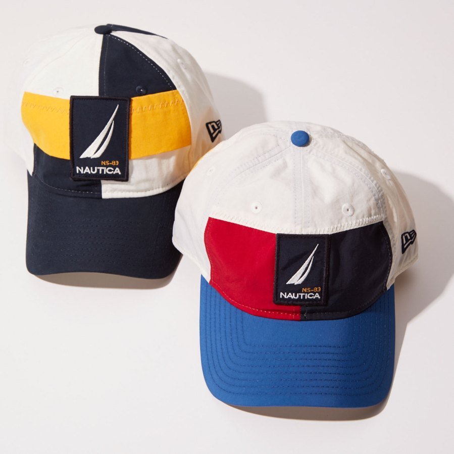 New Era X Nautica Color Block Collection