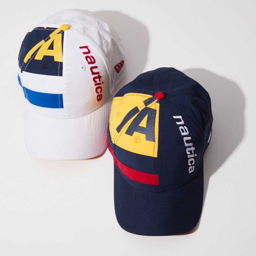 New Era X Nautica Hydro Race Collection