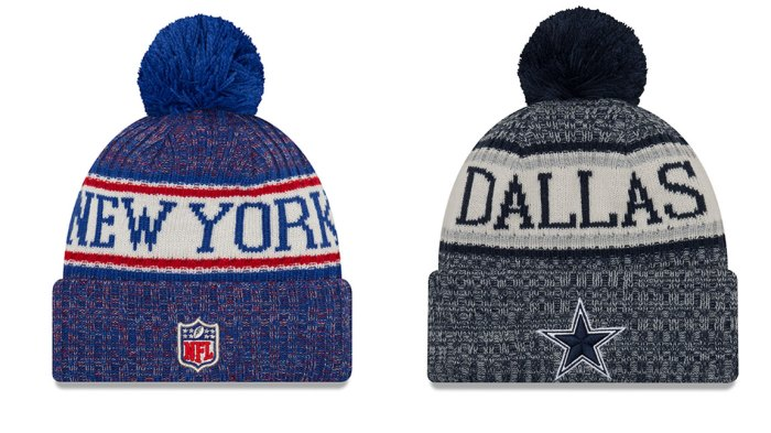 New Era NFL Cold Weather Collection