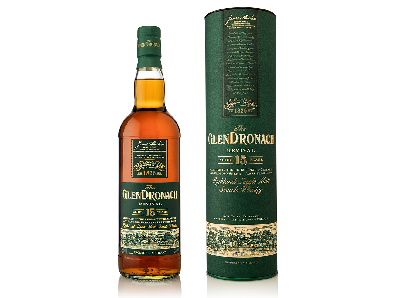 GlenDronach 15 Year Old