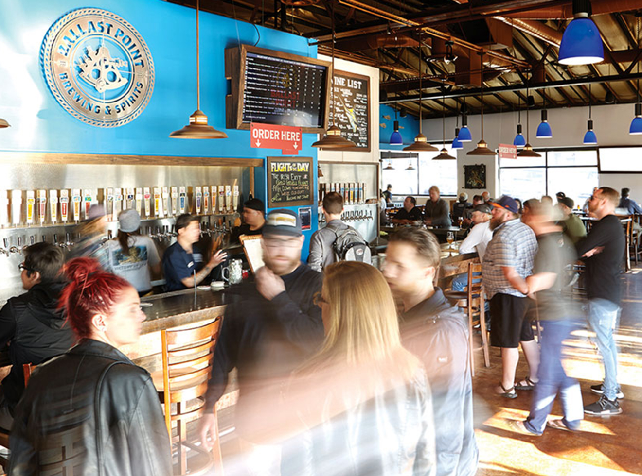 Ballast Point Brewery