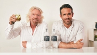 Sir Richard Branson & Ryan Reynolds