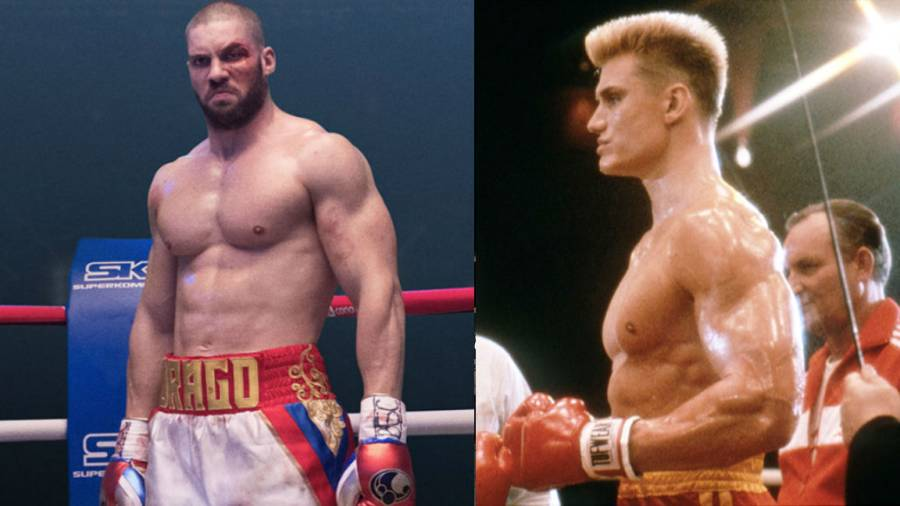 Creed 2, Drago and Drago