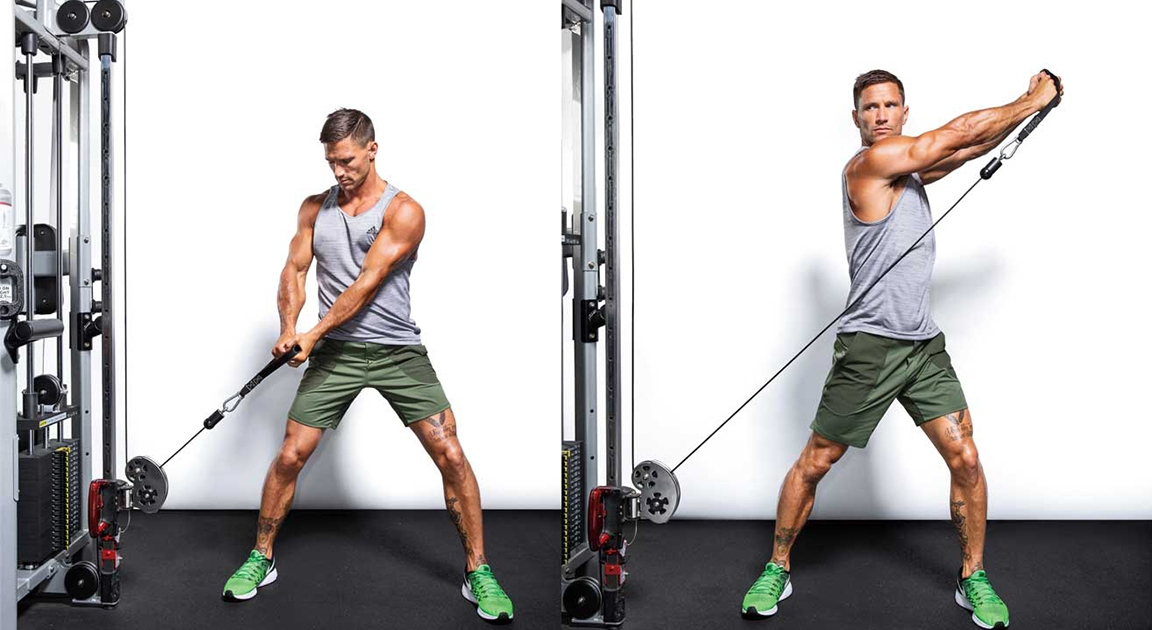 Hit Muscles From Head to Toe With This 45-Minute Cable ...