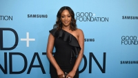 Tiffany Haddish attends the 2018 GOOD+ Foundation's Evening of Comedy + Music Benefit