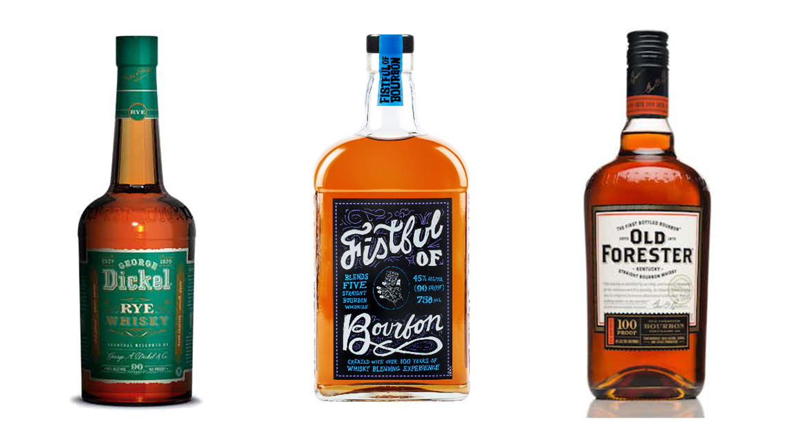 The 14 Best Bottles of Whiskey Under $25