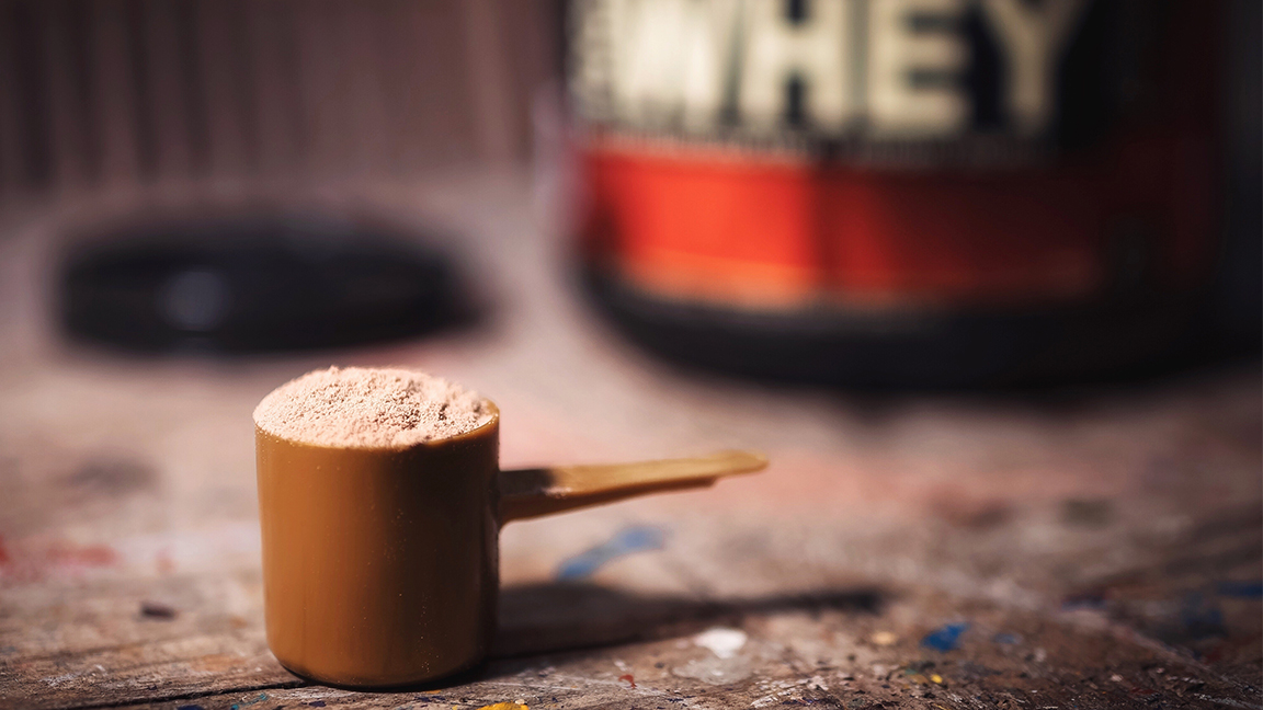 The Best, Cleanest Whey Protein Powder You Can Buy