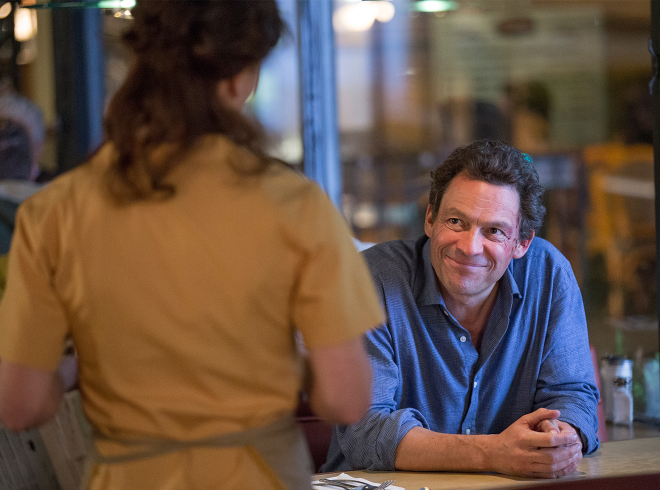 West as Noah Solloway in The Affair