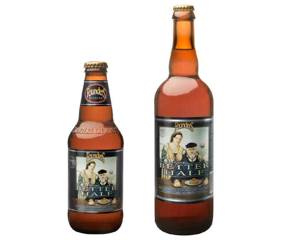 Founders Brewing Co. Curmudgeon's Better Half