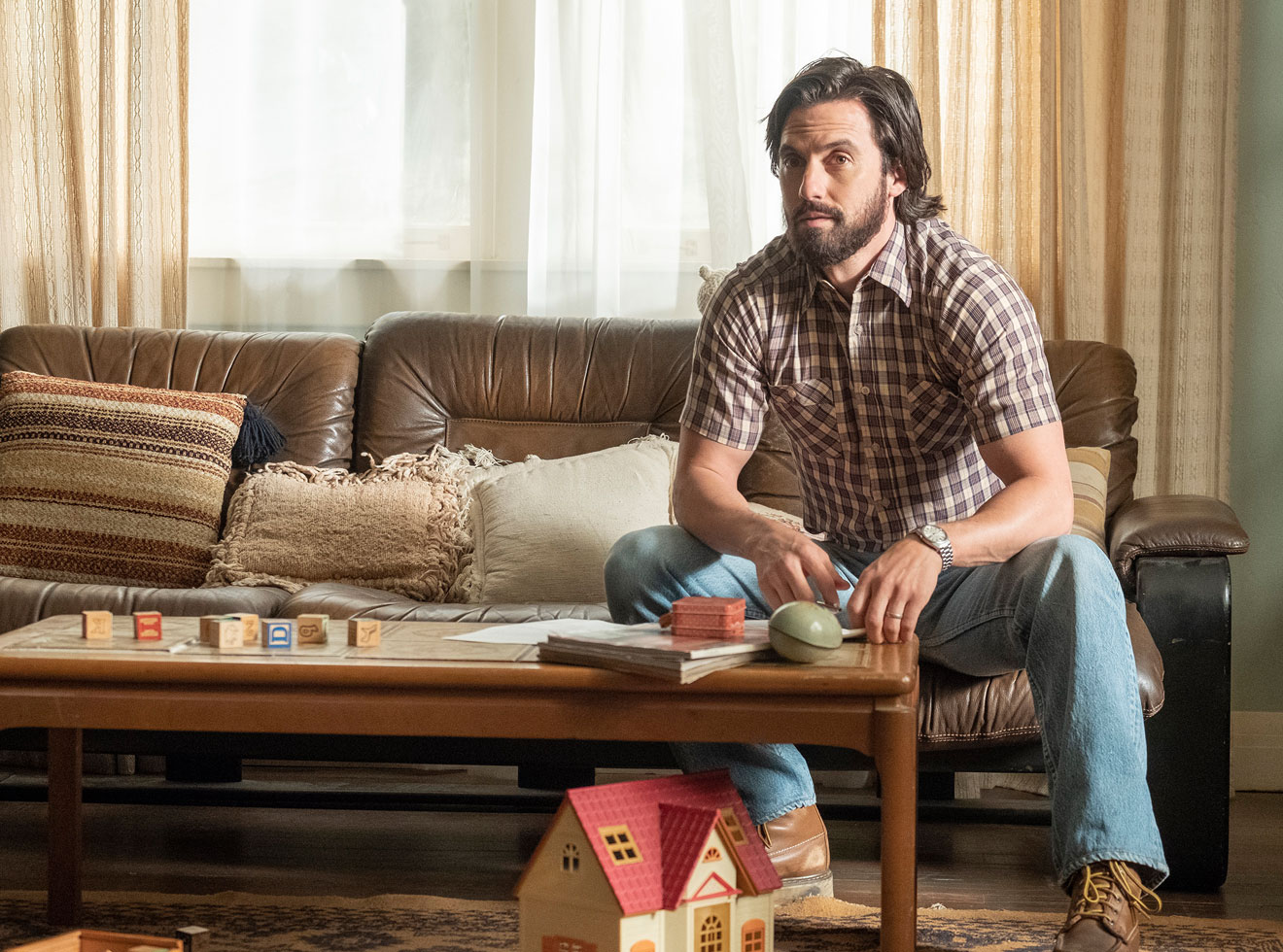 Milo Ventimiglia in This Is Us - Season 3