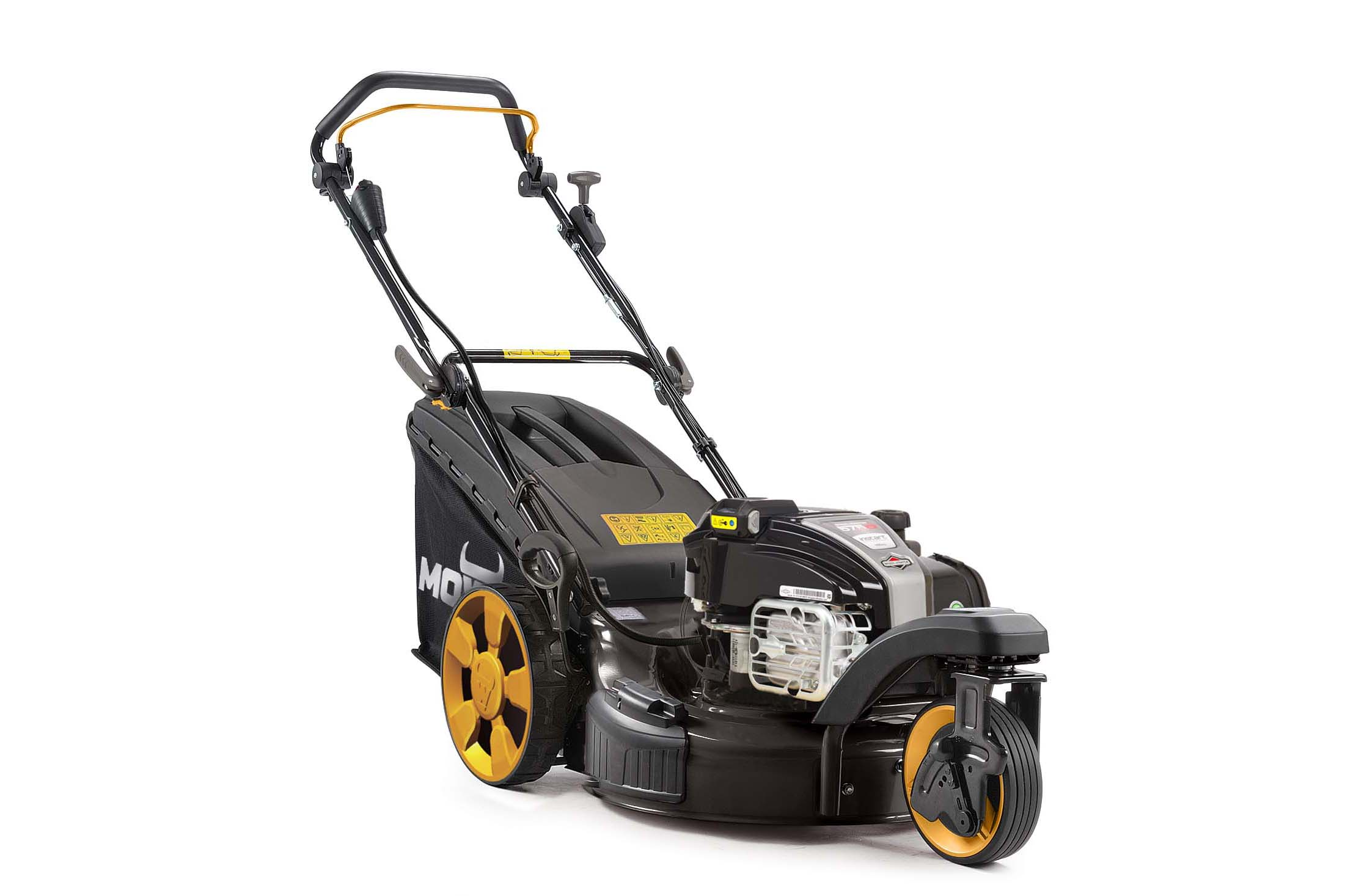 Mowox Zero-Turn Lawn Mower