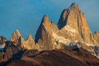 South America, Argentina , Patagonia, Los Glaciares, National Park, Andes Mountains, Mount Fitz Roy, . (Photo by: Prisma by Dukas/UIG via Getty Images)