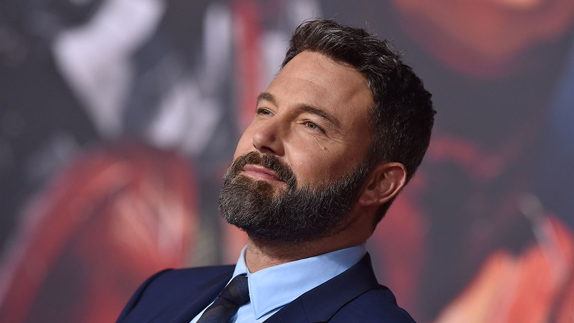 Ben Affleck Looks Jacked and Ready to Play Batman Again