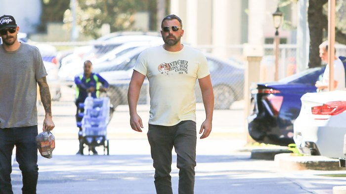 Ben Affleck is seen on October 01, 2018 in Los Angeles, California. (Photo by BG004/Bauer-Griffin/GC Images)