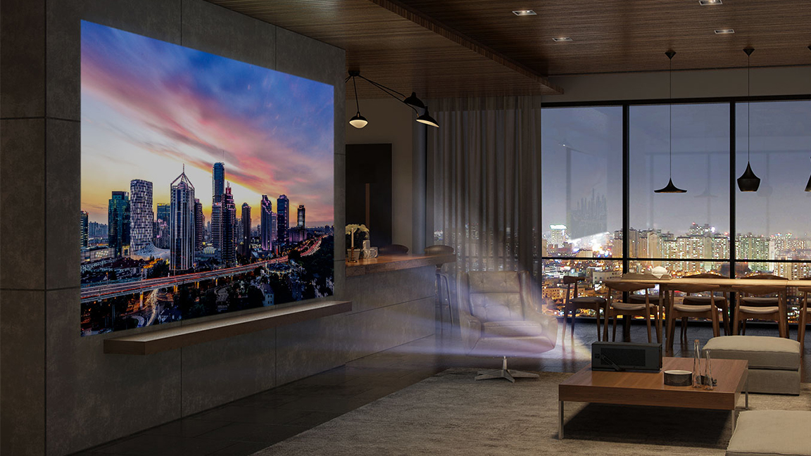 The Best Home Theater Projectors to Replace Your Big-Screen TV