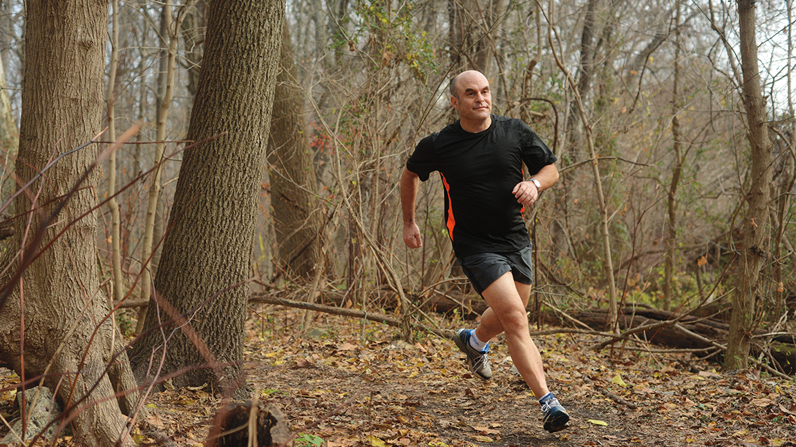 25,000 Miles of Lessons From Peter Sagal, Author of 'The Incomplete Book of Running'