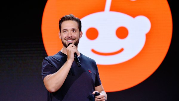 CEO of Reddit Alexis Ohanian