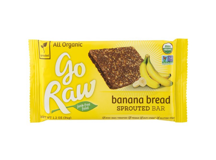 Go Raw Banana Bread Sprouted Bar