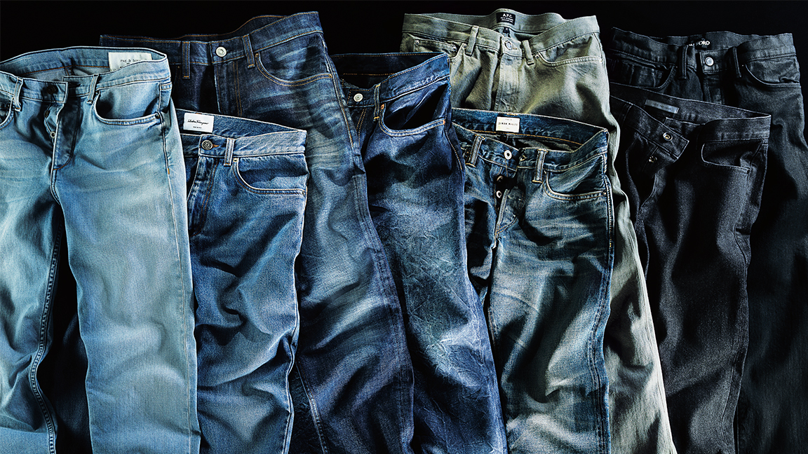 Mo' Better Blues: The Most Stylish Jeans of the Season