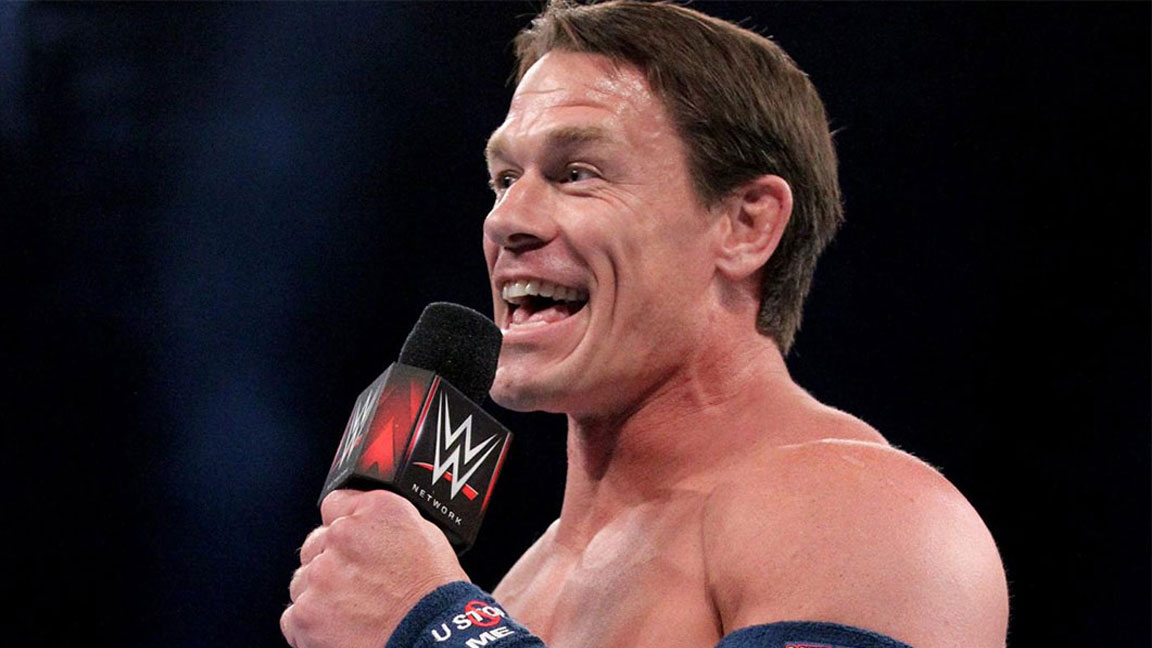 The Best Twitter Reactions to John Cena\u0027s New Haircut
