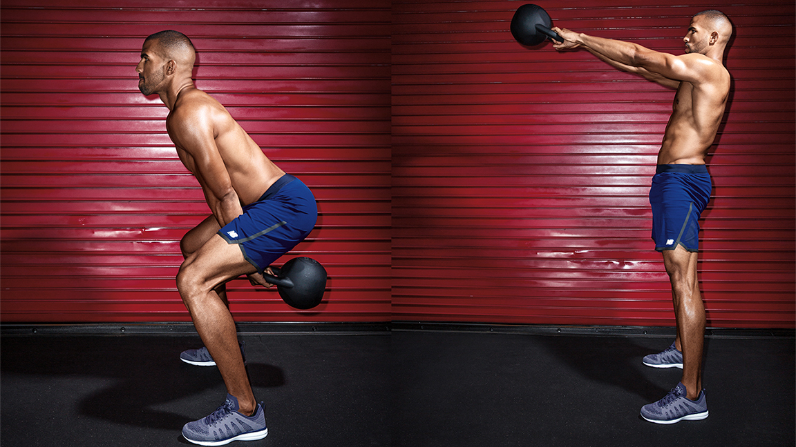 The Best Kettlebell Workout You Can Do to Get Bigger and Stronger