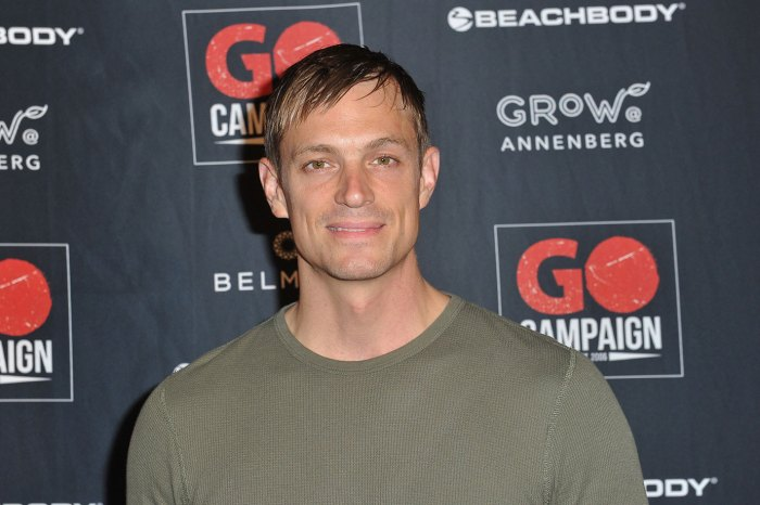 Joel Kinnaman attends the GO Campaign Gala at City Market Social House on October 20, 2018 in Los Angeles, California. (Photo by Rachel Luna/WireImage)
