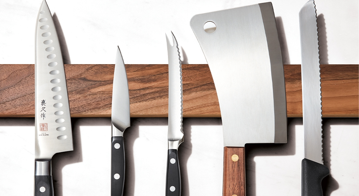 The Only 5 Knives You Need In Your Kitchen According To A Chef