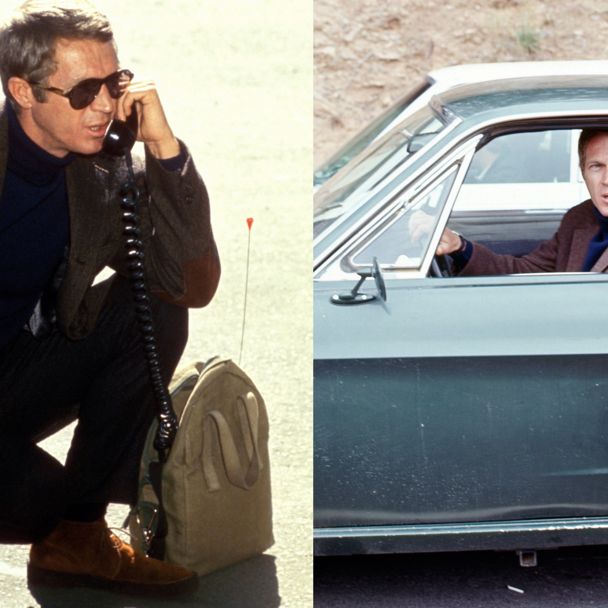 The Easiest Ways To Channel Steve Mcqueen S Bullitt Style On A Budget
