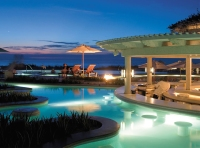 Plunge Bar - The Palms, Turks & Caicos